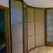 Изготовление корпусной мебели по эскизам заказчика фото
