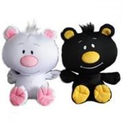 Антитсрессовая игрушка Медведь Кнопик фото