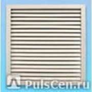 Решетка вентиляционная белая (0,6Х1,5), шт фото