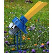 Измельчитель травы «Кубанец-300Т» производительностью 300 кг/ч. мощность 2 кВт, 220 вольт. (Россия) фото