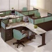 Мебель офисная и для конструкторских бюро фото