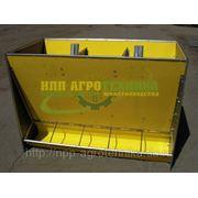 Ящичные автоматы для кормления свиней на доросте серии АКД фото
