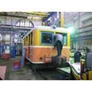 Ремонт и модернизация оборудования узлов и агрегатов подвижного состава. фото