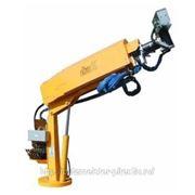 Телескопическая торкрет-стрела — Aliva-302 фото