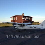 Обучение пилотированию. Авиашкола «Девички». фото