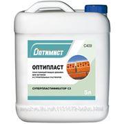 Оптимист Оптимист Оптипласт С409 пластифицирующая добавка (10 л)