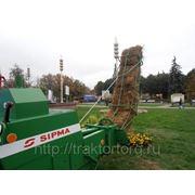 Тюковый пресс-подборщик SIPMA высокой степени прессования РК-4000 Kostka фото