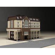 Реконструкция и надстроика зданий фото