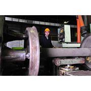 Продажа и ремонт колесных пар фото