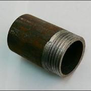 Муфта чугунная 20 ГОСТ 8954-75, оцинкованная