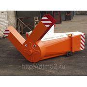 Рооторный снегоочиститель на трактор МТЗ задний СНТ-2500 фото