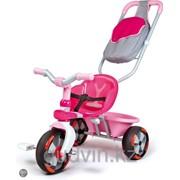 Велосипед Трёхколёсный Baby Driver V Smoby фото