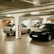 Двухуровневый паркинг фото