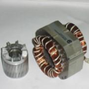 Электродвигатель асинхронный конденсаторный ДАК 131-120-3,0 УХЛ 4.2 по АМИВ 521.723.056 ТУ фото