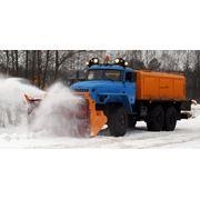 Снегоочиститель шнекороторный Амкодор 9531-03 фото