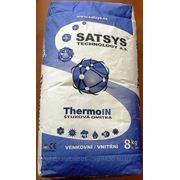 Теплоизоляционная штукатурка ThermoIn (мешок 8 кг) фото