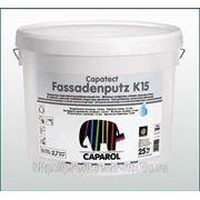 Декоративная штукатурка Capatect Fassadenputz R 30 25 кг. фото