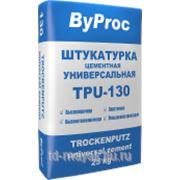 Штукатурка универсальная TPU-130 ByProc фото