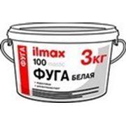 Фуга белая ilmax 100 mastic 20 кг фото
