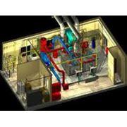 Работы по обслуживанию систем отопления и охлаждения фото