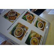 Говорящее меню для ресторана фото