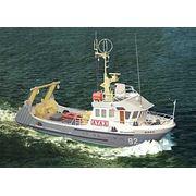 Судно многоцелевое промысловое прибрежного лова Аякс Суда промысловые рыболовные фото