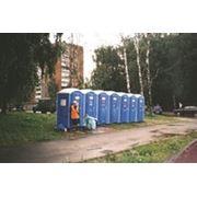Кабины туалетные уличные фото