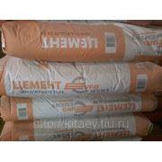 Цемент м-400 (50 кг. Новоульяновск) фото