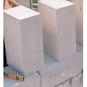 Пенобетонные блоки фото
