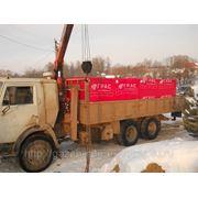 Газобетонные блоки завода ГРАС 625х200х300, фото