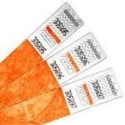 Бумажные Контрольные браслеты от 70коп фото