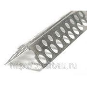 Профиль углозащитный алюминиевый 20х20 (3м) фото