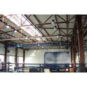 Краны мостовые однобалочные подвесные г/п 1—10 т фото