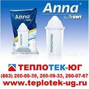 Фильтры для воды ANNA фото