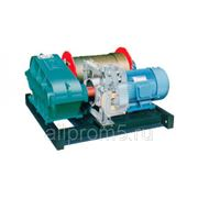 Лебедка электрическая модели JM 1,0 т 120 м фото