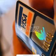 Платёжные карты фото