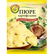 Пюре кар. со вкус. говядины 34 гр МастерДак фото
