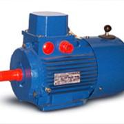Однофазные асинхронные электродвигатели АИРЕ56В2 фото