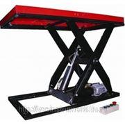 Стационарный подъемный гидравлический стол lema lm ny-100 12041010 фото