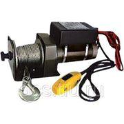 Лебедка автомобильная электрическая, 3,6 т, 12 В// DENZEL фото