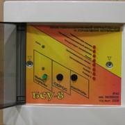 Блок сигнализации и управления котельной БСУ-8 с выносным пультом ВПУ-8 фото
