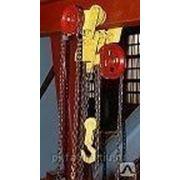 Таль ручная червячная стационарная ТРЧС, г/п 1т. высота подъема 6 м фото
