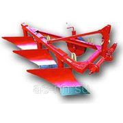 Плуг 3-х корпусный навесной Л-108 фото