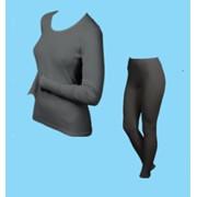 Термобелье женское. футболка, леггинсы серии 794D фото