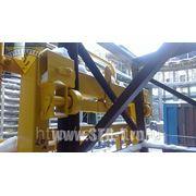 Подъемник грузовой мачтовый строительный ПМГ-1000 исп. О5 Н=50 м фото