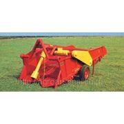 Картофелекопатель тракторный навесной 2-рядный КТН-2В фото