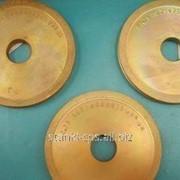 Круг алмазный для обработки кромки стекла 14FF фото