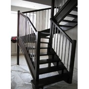 Лестница деревянная Верхний Ярус 05.01.2015