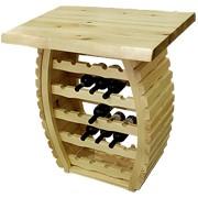 Стол для винных бутылок фото