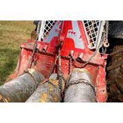 Лесозаготовительная трелёвочная лебедка EGV65A фото